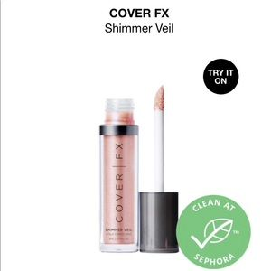 CoverFX Shimmer Veil in Magic
